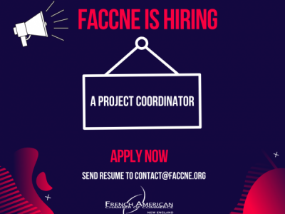 FACCNE is Hiring a Project Coordinator